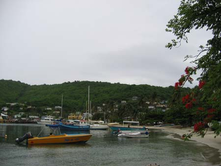 Admiralty Bay, Bequia, SVG